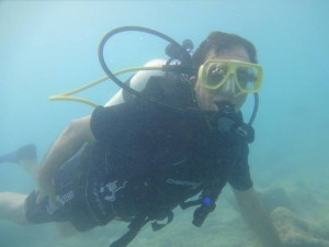 We cannot wait to go diving again. Egypt this time it is!! Manoj